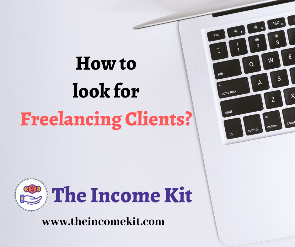 how to get first freelancing client and make money