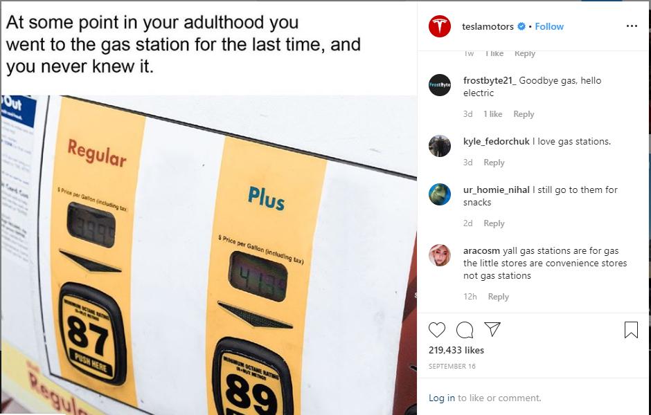 Meme Marketing examples Instagram