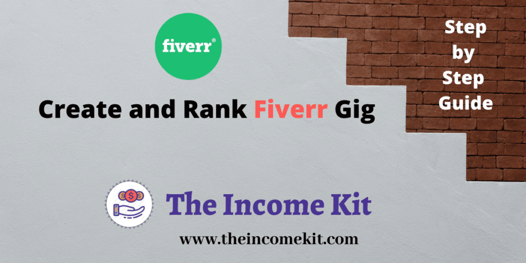 Create successful Fiverr gig and rank it