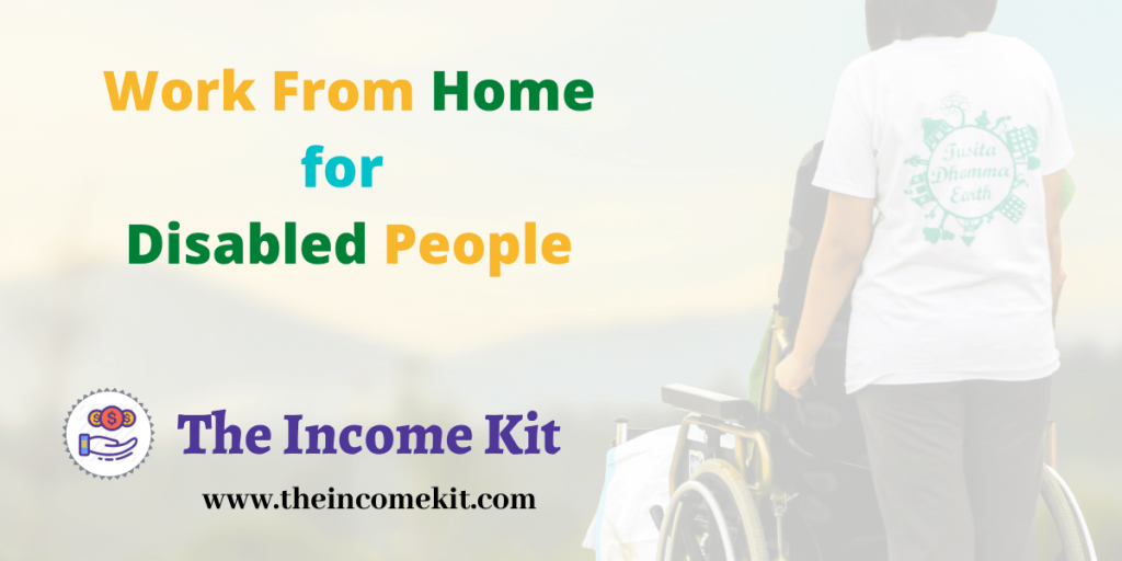 work from home for disabled people