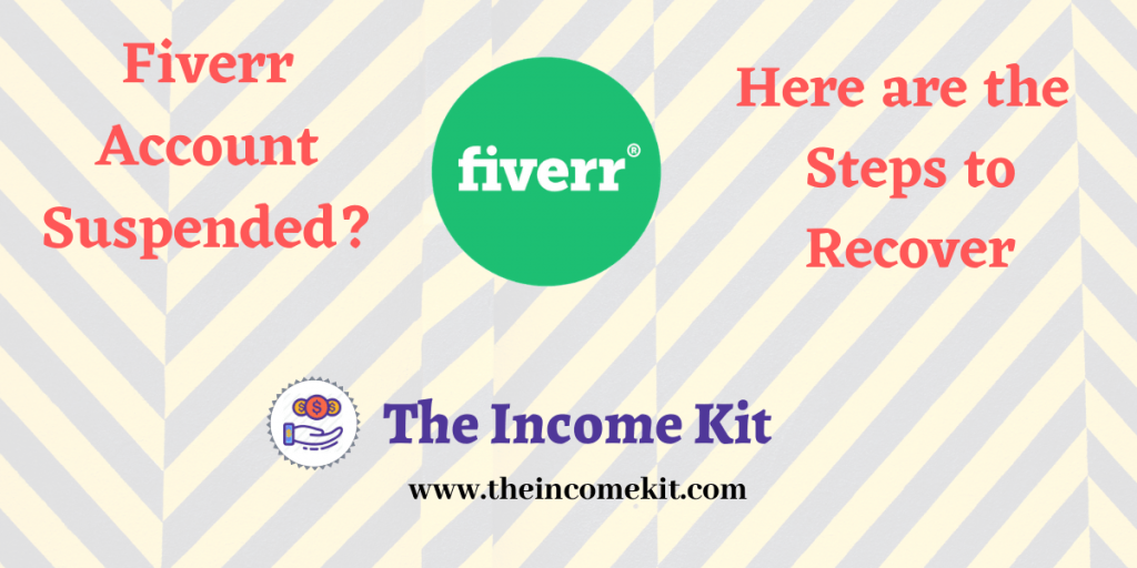 Fiverr Account Suspended